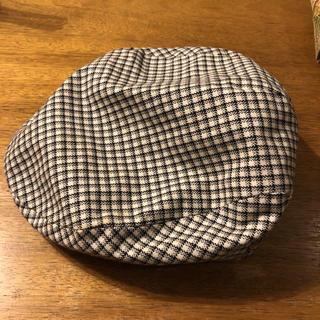グッチ(Gucci)のGUCCI ハンチング(ハンチング/ベレー帽)