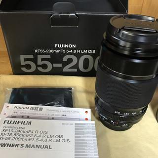 富士フイルム - フジノン XF55-200mm F3.5-4.8 R LM OIS