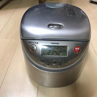 IH ジャー 炊飯器 東芝 RC-18NY 一升炊き(炊飯器)