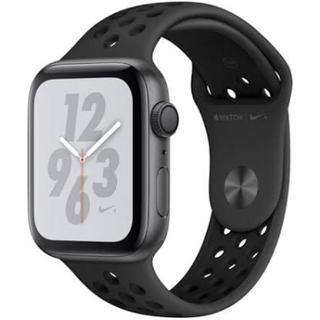 アップルウォッチ(Apple Watch)のApple Watch Nike+ Series 4(GPSモデル)44mm(腕時計(デジタル))