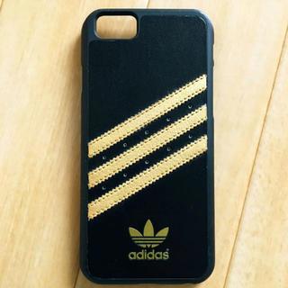 アディダス(adidas)のadidas ハードケース iPhone(iPhoneケース)