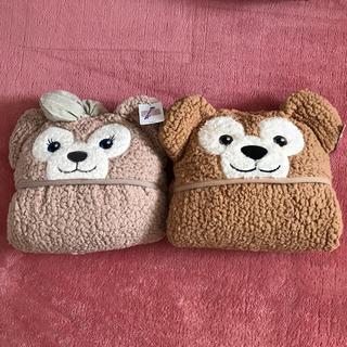 Disney - 上海 ディズニー ダッフィー  シェリーメイ  ブランケット