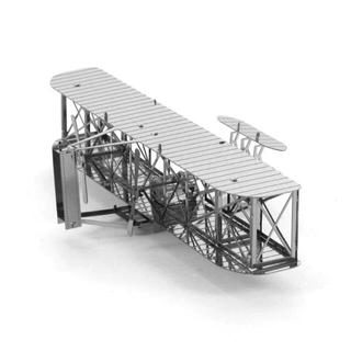 3D ステンレス モデル メタリック ナノパズル ライトフライヤー TMN-23