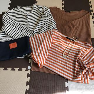 ジーユー(GU)のレディース  L まとめ売り(Tシャツ(半袖/袖なし))