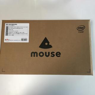 新品 マウスコンピューター 13.3型 SIMフリー MB13BCM8S2WL(ノートPC)