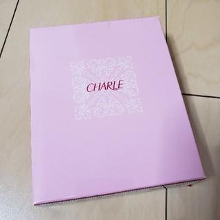 シャルレ(シャルレ)の新品未使用 シャルレ タイツ ブラック M~L(タイツ/ストッキング)