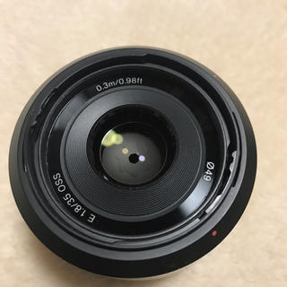 ソニー(SONY)のSONY E35mm F1.8 OSS(レンズ(単焦点))
