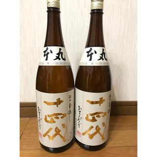 十四代 本丸1800ml(日本酒)