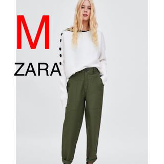 ザラ(ZARA)のザラ パンツ ベイカーパンツ(ワークパンツ/カーゴパンツ)