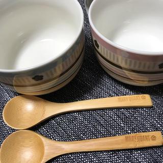 マリークワント(MARY QUANT)のマリークワントスープカップ(食器)