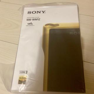 SONY - 新品未開封 NW-WM1Z ソニー ウォークマン Sony Walkman