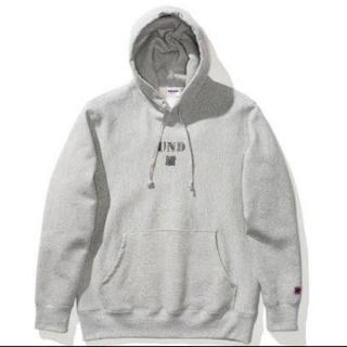 アンディフィーテッド(UNDEFEATED)のundefeated und icon pullover hoodie(パーカー)