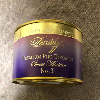 DAVIDOFF - ビンテージ ダビドフ パイプタバコ 缶