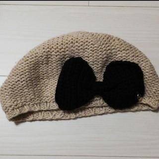 パサージュミニョン(passage mignon)のニット ベレー帽 パサージュミニョン ワールド(ハンチング/ベレー帽)