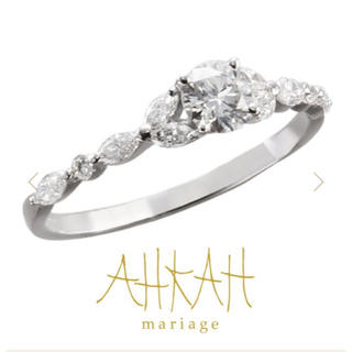アーカー(AHKAH)のらら様💕 専用ページです😀(リング(指輪))