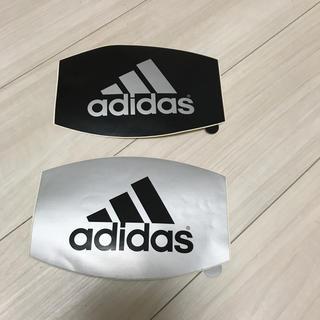 アディダス(adidas)のアディダス ステッカー 2枚(ステッカー)