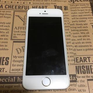 アイフォーン(iPhone)のiPhone5s 16GB(スマートフォン本体)