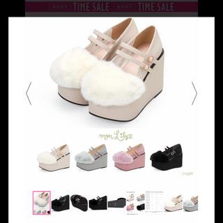 靴  M      ゴスロリ(ハイヒール/パンプス)