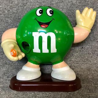 エムアンドエムアンドエムズ(m&m&m's)のm&m's チョコレートディスペンサー 1992(キャラクターグッズ)