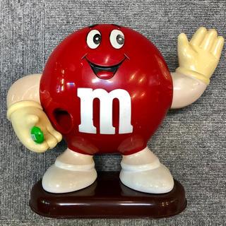 エムアンドエムアンドエムズ(m&m&m's)のm&m's  チョコレートディスぺンサー 1991(キャラクターグッズ)