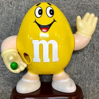 エムアンドエムアンドエムズ(m&m&m's)のm&m's.   チョコレートディスペンサー 1991(キャラクターグッズ)