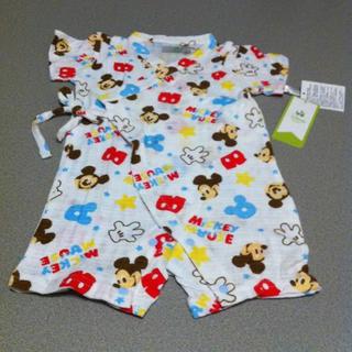 ディズニー(Disney)の新品 ディズニー 甚平 ロンパース(甚平/浴衣)