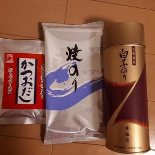 海苔・だしセット(乾物)