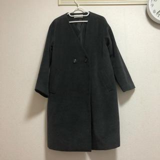 ショコラフィネローブ(chocol raffine robe)のチェスターコート(チェスターコート)