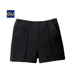 ジーユー(GU)のGU タックショートパンツ(ショートパンツ)