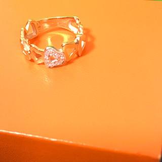 ヴァンドームアオヤマ(Vendome Aoyama)のヴァンドーム青山18kダイヤリング(リング(指輪))