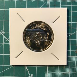 御在位30年二色記念硬貨(貨幣)