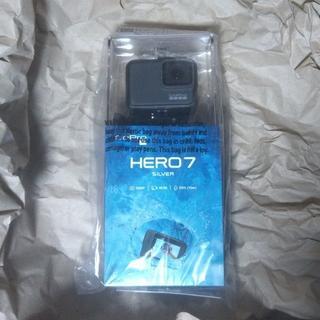 GoPro - 新品未開封 GoPro HERO7 Silver CHDHC-601-FW