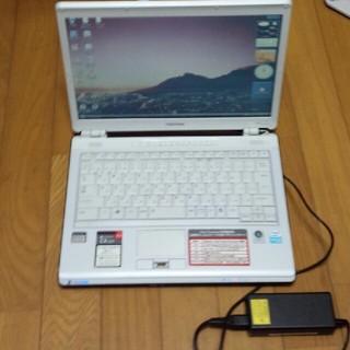ノートパソコン 東芝 dynabook vista 2GB