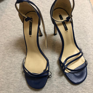 ザラ(ZARA)のZARA high heel(ハイヒール/パンプス)