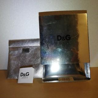 ドルチェアンドガッバーナ(DOLCE&GABBANA)の空箱(その他)