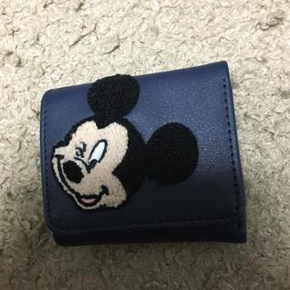 Disney - ディズニー ミッキー 三つ折り財布