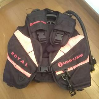 アクアラング(Aqua Lung)のダイビングBCジャケット(その他)