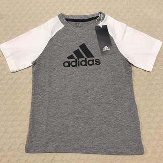 アディダス(adidas)の新品タグつき * adidas アディダス Tシャツ 半袖 100(Tシャツ/カットソー)