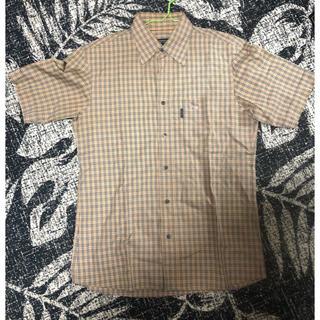 バーバリーブラックレーベル(BURBERRY BLACK LABEL)のバーバリーブラックレーベルチェックシャツ半袖(シャツ)
