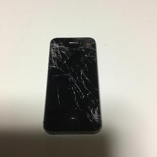 アップル(Apple)のiPhone5s 32gb au ジャンク(スマートフォン本体)