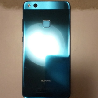 Huawei P10 Lite ブルー(スマートフォン本体)
