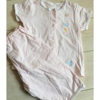 ファミリア(familiar)のfamiliar パジャマ 半袖 70センチ(パジャマ)