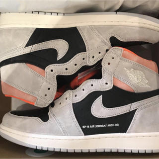 NIKE - NIKE AIR JORDAN 1 OG NEUTRAL GREY 27.5cm
