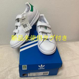 アディダス(adidas)のadidas スタンスミス アディダス ベルクロ ミドリ 緑 グリーン(スニーカー)