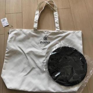 ナノユニバース(nano・universe)の新品✴︎ナノユニバース  ベレー帽(ハンチング/ベレー帽)