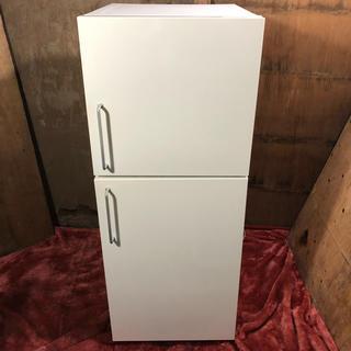 MUJI (無印良品) - 近郊送料無料♪ 人気の無印良品 深澤直人モデル 137L 冷蔵庫 M-R14C