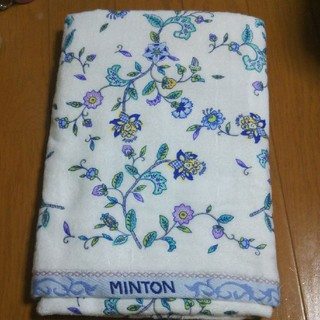 ミントン(MINTON)のバスタオル(タオル/バス用品)