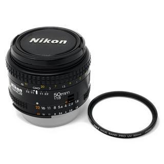 Nikon - Nikon AF NIKKOR 50mm f1.8
