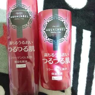 アクアレーベル(AQUALABEL)のアクアレーベル  化粧水&乳液(化粧水 / ローション)