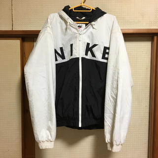 ナイキ(NIKE)のNIKE 銀タグ 90s ナイロンジャケット(ナイロンジャケット)